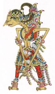 Dieux et déesse de Bali