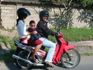 Circuit moto Bali