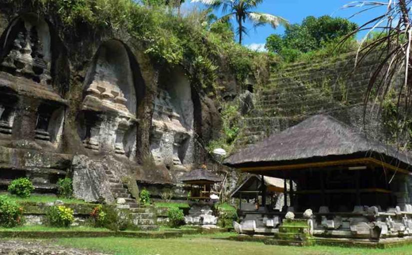 Les tombes du Roi Udayana