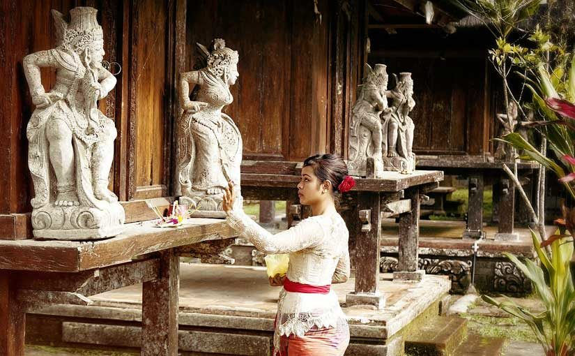 Voyager responsable à Bali