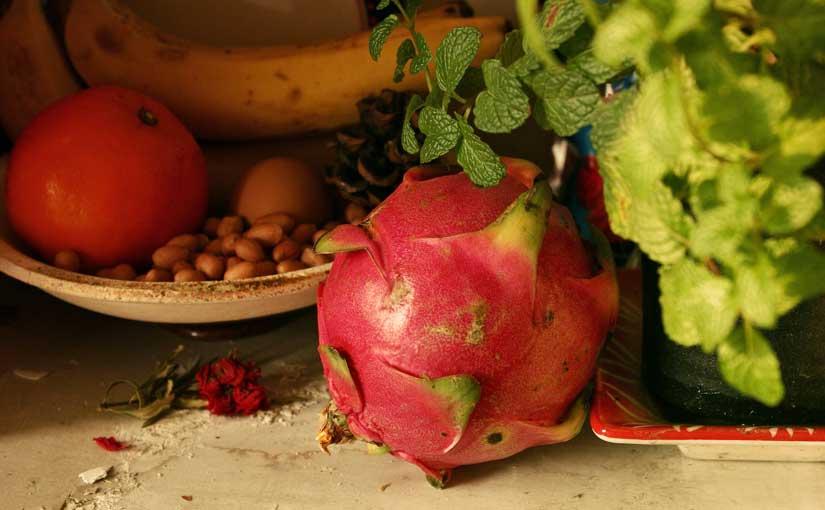 Buah Naga - Dragonfruit