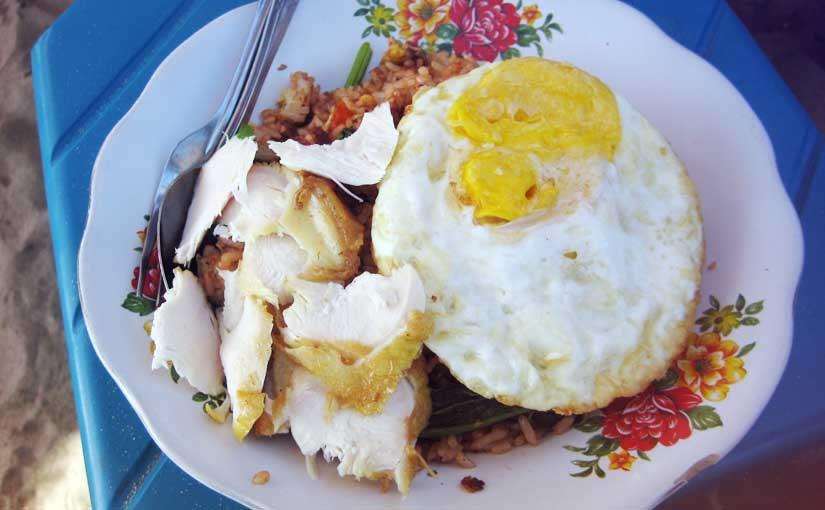 La recette du Nasi Goreng