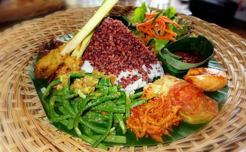 Saveurs de la cuisine Balinaise