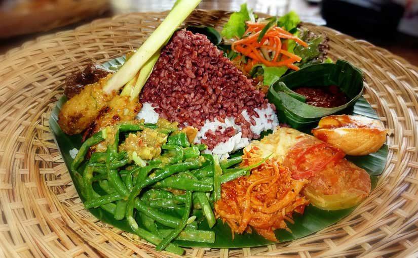 Gourmandises et plaisir des papilles à Bali