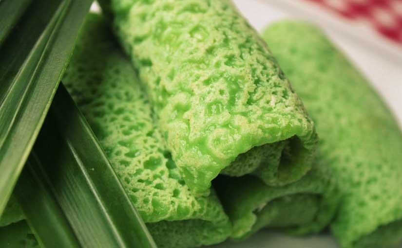 La recette du Dadar Gulung
