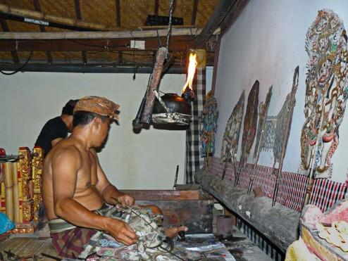 Wayang Kulit à Ubud